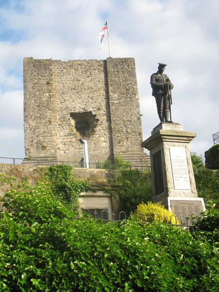 Clitheroe war memorial