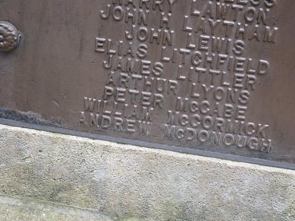 Wigan Cenotaph
